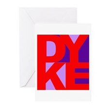 DYKE Greeting Cards (Pk of 20)
