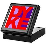 DYKE Keepsake Box