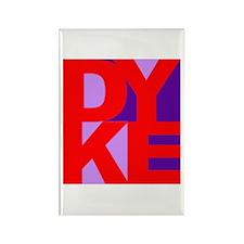 DYKE Rectangle Magnet