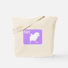 FAT CHICK Tote Bag