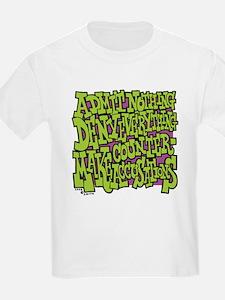 Admit Nothing T-Shirt