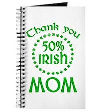 50% Irish - Mom Journal