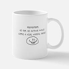 Nice, Normal Family Mug
