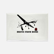 drone from home Rectangle Magnet