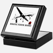 drone from home Keepsake Box