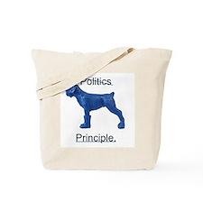 Unique Blue dog democrat Tote Bag