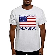 United State of Alaska T-Shirt