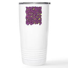 Admit Nothing Thermos Mug