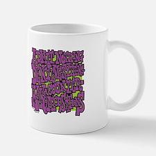 Admit Nothing Small Small Mug