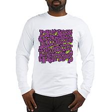 Admit Nothing Long Sleeve T-Shirt