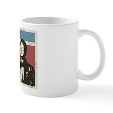 Vintage North Korea Mug