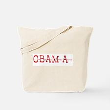 One Big Ass Mistake America Tote Bag