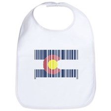 Barcode Colorado Flag Bib