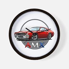 AMC Wall Clock
