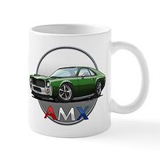 Green AMX Mug