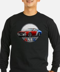 Red, White & Blue racing AMX T