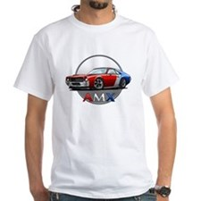 Red, White & Blue racing AMX Shirt