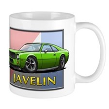 Green Javelin Mug