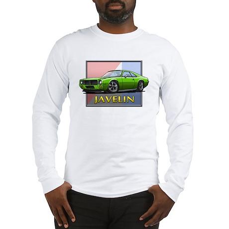 Green Javelin Long Sleeve T-Shirt