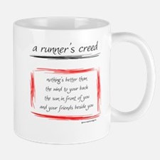 A Runner's Creed Mug