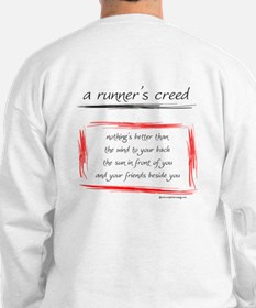 A Runner's Creed Sweater