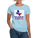 I'm From Texas Women's Light T-Shirt