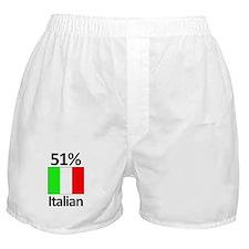 51% Italian Boxer Shorts