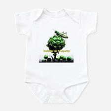 Little Grasshopper - nobility Infant Bodysuit