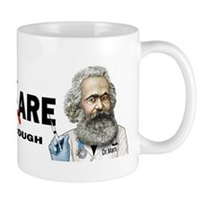 Obama Care - Dr. Marx Mug