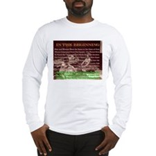 Lost Edan Adam's Long Sleeve T-Shirt