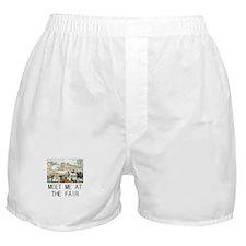 Country Fair Boxer Shorts