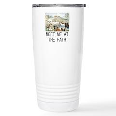Country Fair Travel Mug