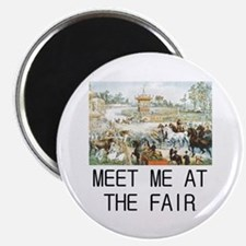 Country Fair Magnet