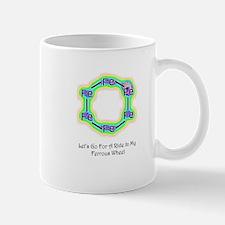 Funny chemistry shirts and chemist gifts Mug