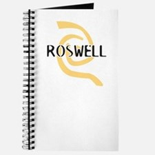 Roswell Logo Merchandise Journal