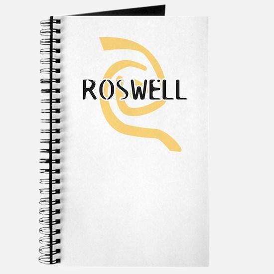 Roswell Logo Merchandise Journal