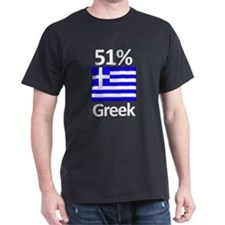 51% Greek T-Shirt