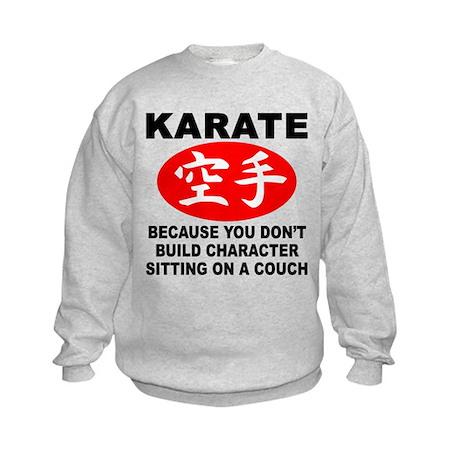 Karate Kids Sweatshirt
