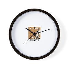 Shuusaku Go Pwned Wall Clock