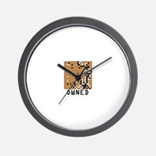 Shuusaku Go Pwned Wall Clock