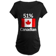 51% Canadian T-Shirt