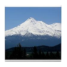 Mt. Shasta Tile Coaster