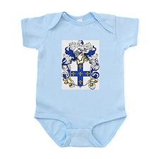 Arras Coat of Arms Infant Creeper