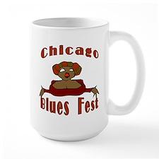 Chicago Blues Fest Mug