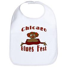 Chicago Blues Fest Bib