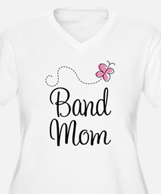 Cute Band Mom T-Shirt
