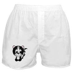 Skippy The Skunk Boxer Shorts