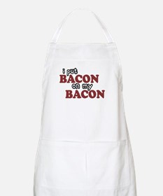 Bacon on Bacon BBQ Apron