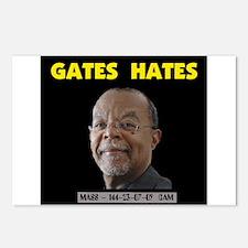 PROFESSOR HATE Postcards (Package of 8)
