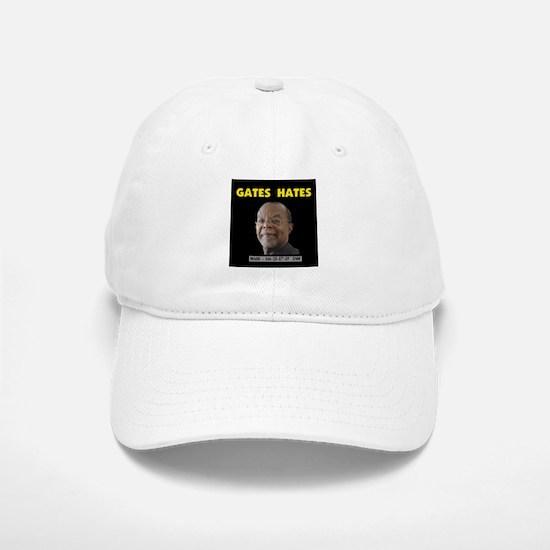 PROFESSOR HATE Baseball Baseball Cap